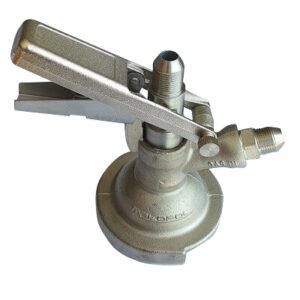 Combi m fustkoppeling 2x3/8