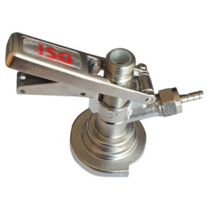 Fustkoppeling - combischuif 1x 5/8/1x tule 7 .5 mm leiding