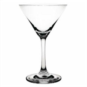 Olympia kristal martiniglas