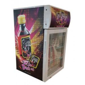 Showroommodel: Flugel koelkast 50L