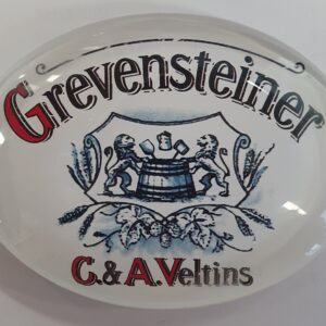 Ovale taplens Grevensteiner bol
