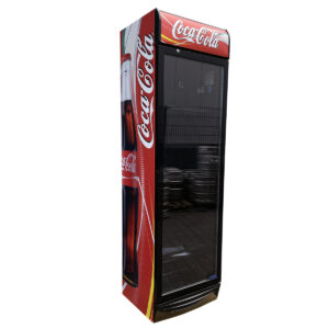 Showroommodel: Coca-Cola koelkast 355L