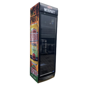 Showroommodel: Desperados koelkast 355L